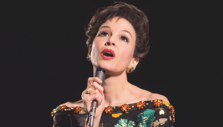 Filming started on Judy Garland biopic