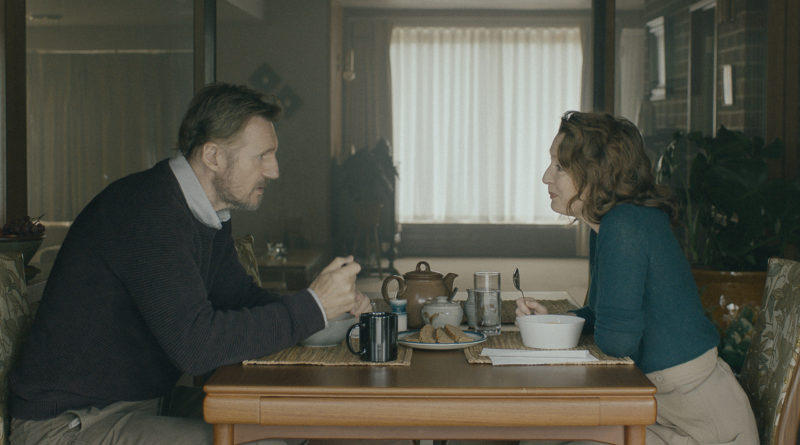 Filming started on Normal People, starring Liam Neeson
