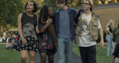 Riverdale actress tackles teen pain in Chemical Hearts