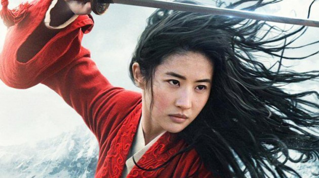 Mulan delivers with spectacular stunts and SFX