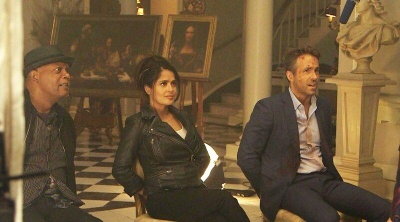 Hitman's Wife's Bodyguard – starring Ryan Reynolds