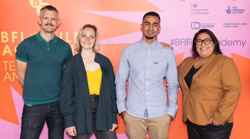 BFI Film Academy celebrates 10 years of supporting new filmmakers